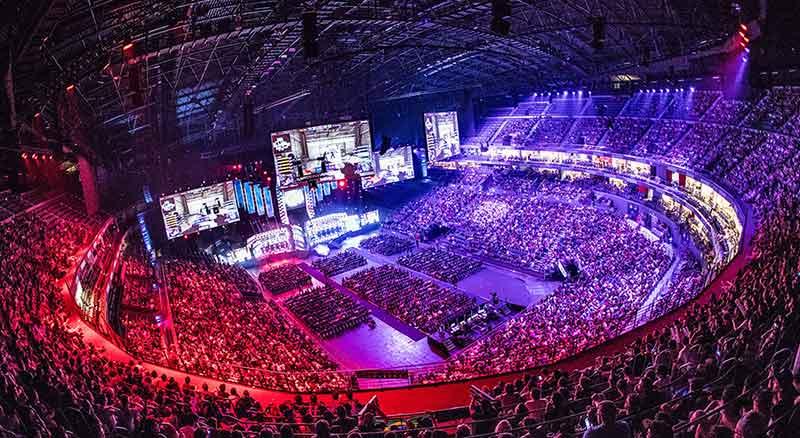 eSports platform leagues development