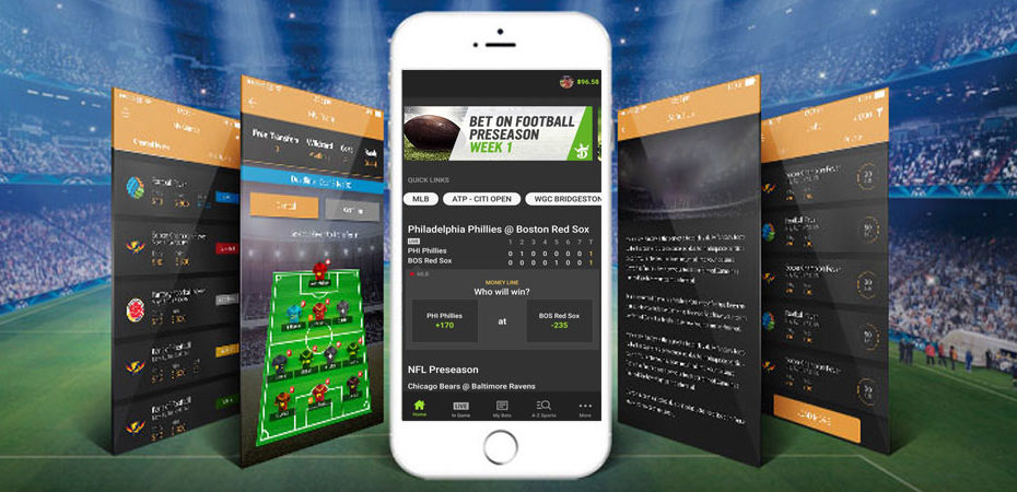 Fantasy football betting apps betting line dallas cowboys