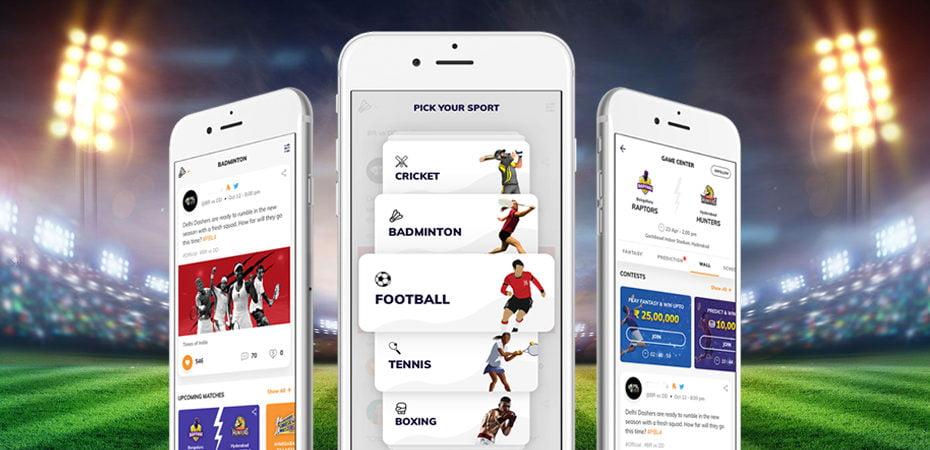 Fantasy Sports Mobile App Development