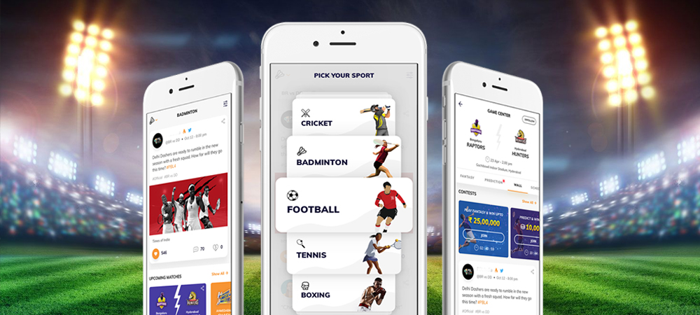 Fantasy Sports Mobile App Development 1