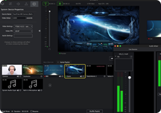 Streaming Software Integration