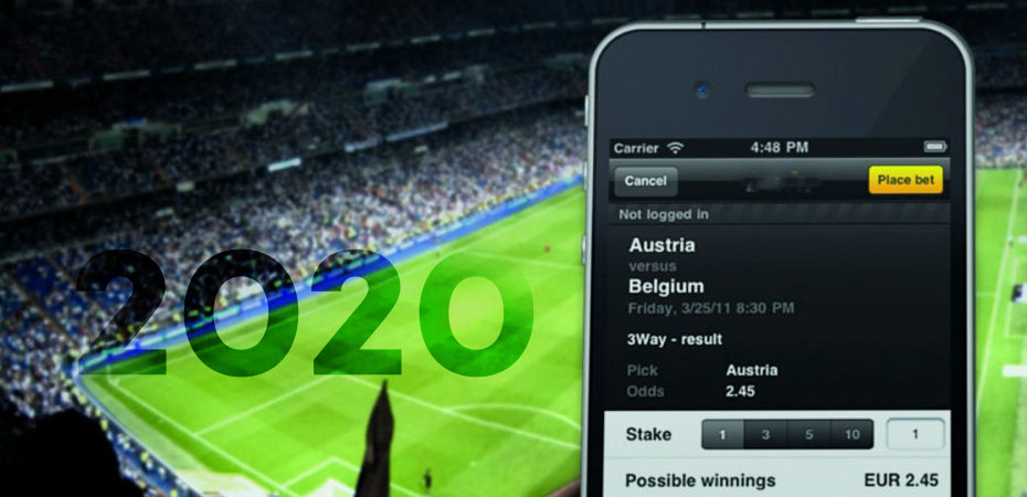 What is the Scope of Sports Betting in 2020 - 1