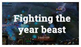 Fighting the year beast