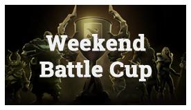 Weekend Battle Cup