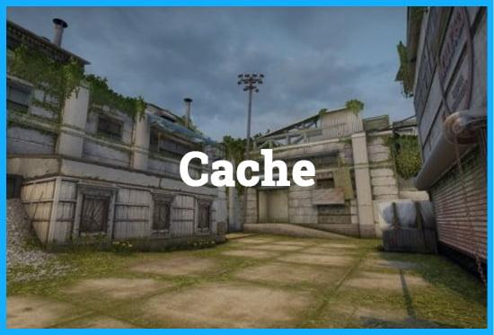 Cache - Counter-Strike Tournament Management Software