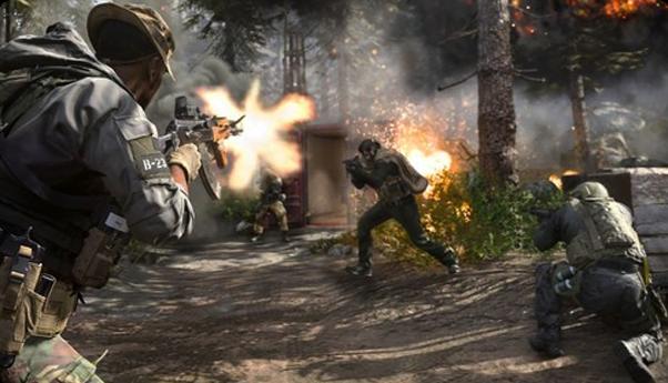 Call Of Duty Tournament - Gun Fight