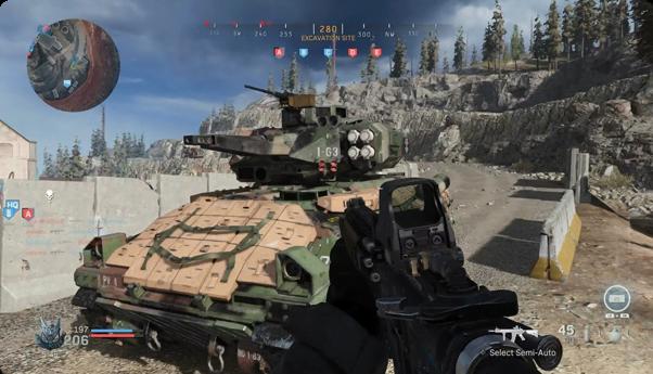 Call Of Duty Tournament - Ground War