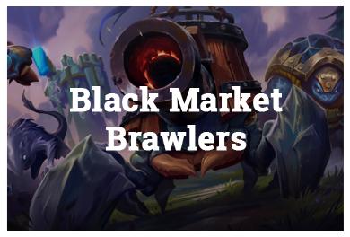League Of Legends Modes - Black Market Brawlers