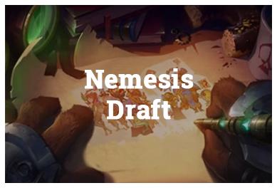 League Of Legends Modes - Nemesis Draft
