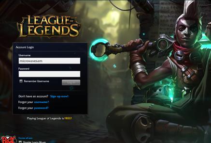 White Label League Of Legends Software