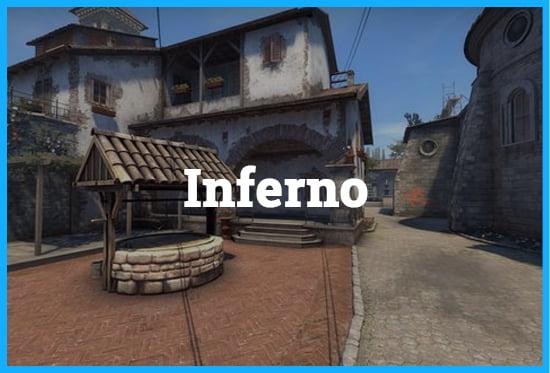 Inferno - Counter-Strike Tournament Management Software
