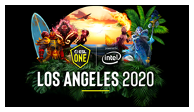 LOS ANGELES DOTA 2 MAJOR