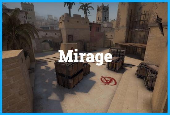 Mirage - Counter-Strike Tournament Management Software