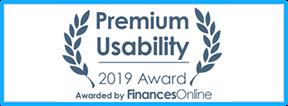 Premium Usability 2019 Award