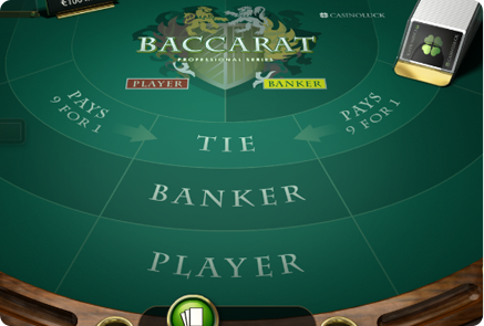 Custom Baccarat Software Development