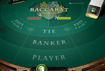 Custom Baccarat Software Development