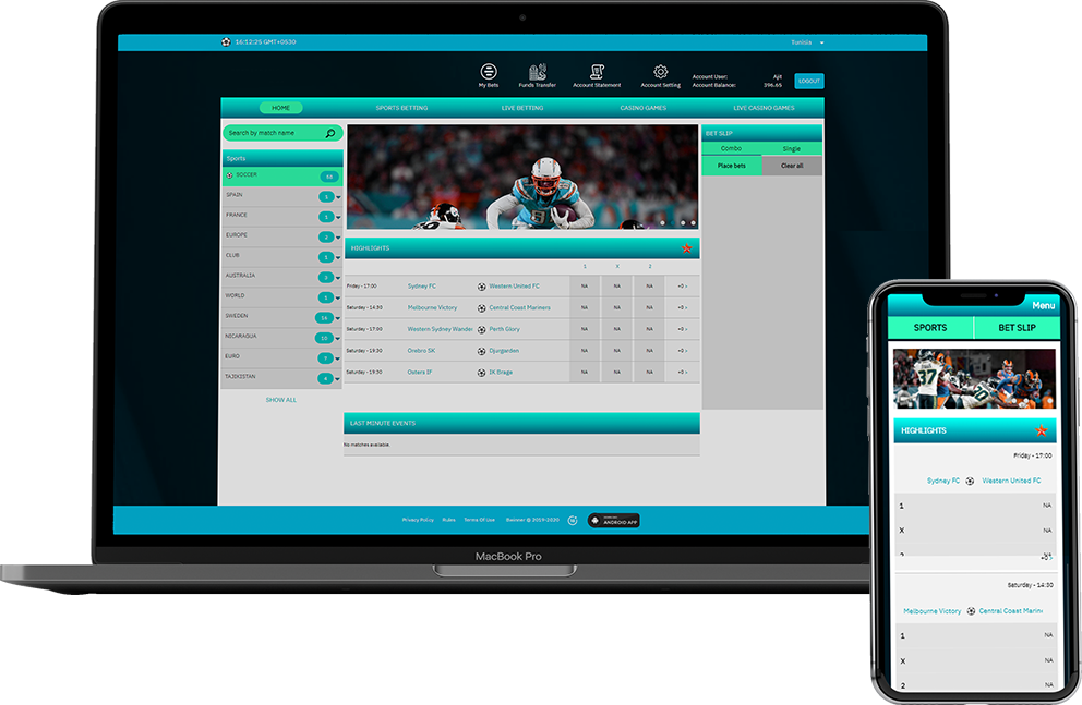 Sportsbook Software