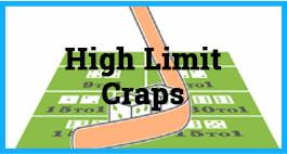 High Limit Craps