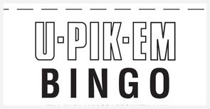 U-Pik-Um Bingo