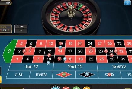 TRON Roulette DApp Solution
