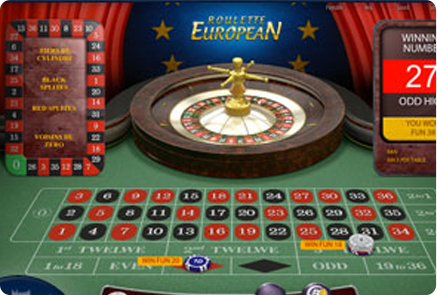 Bitcoin Based Roulette Game Platform