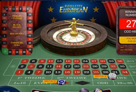 Bitcoin Based Roulette Game Platform