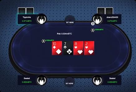 TRON Poker DApp Development