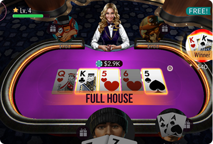 Poker Game Betting Software