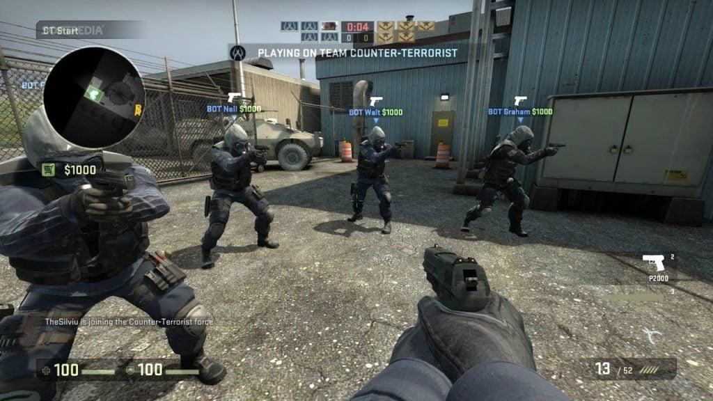 Deathmatch Counter Strike