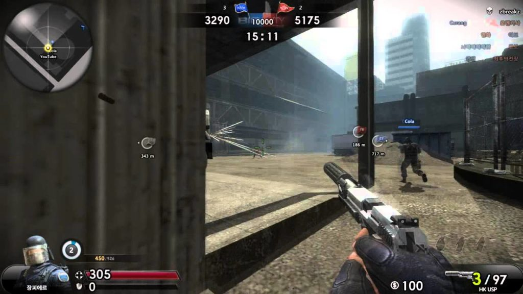 Classic Casual & Competitive Counter Strike
