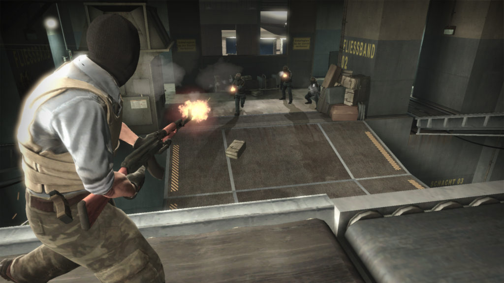 Arms Race Counter Strike