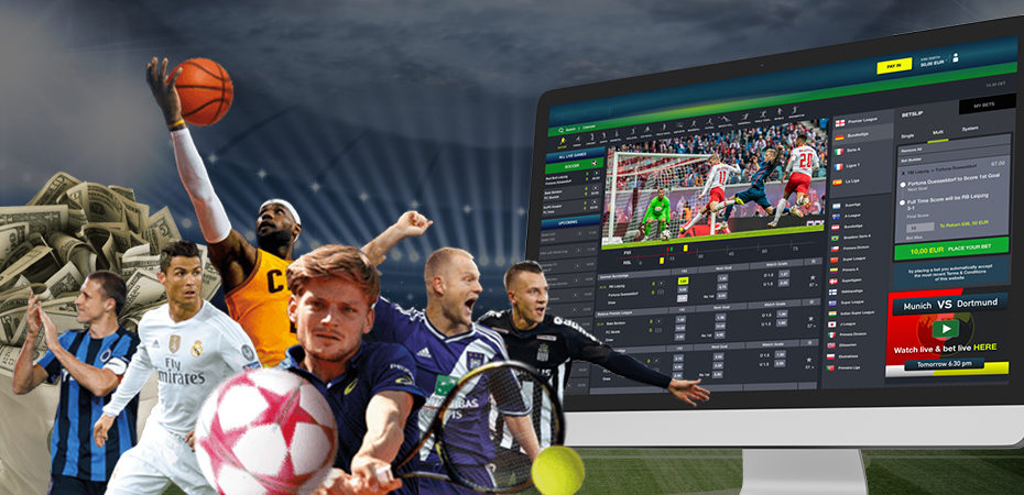 business side of professional sports betting