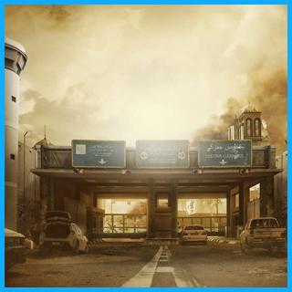 Border Game Maps Of Rainbow Six Siege