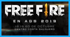 Final Las de Free Fire en AGS_