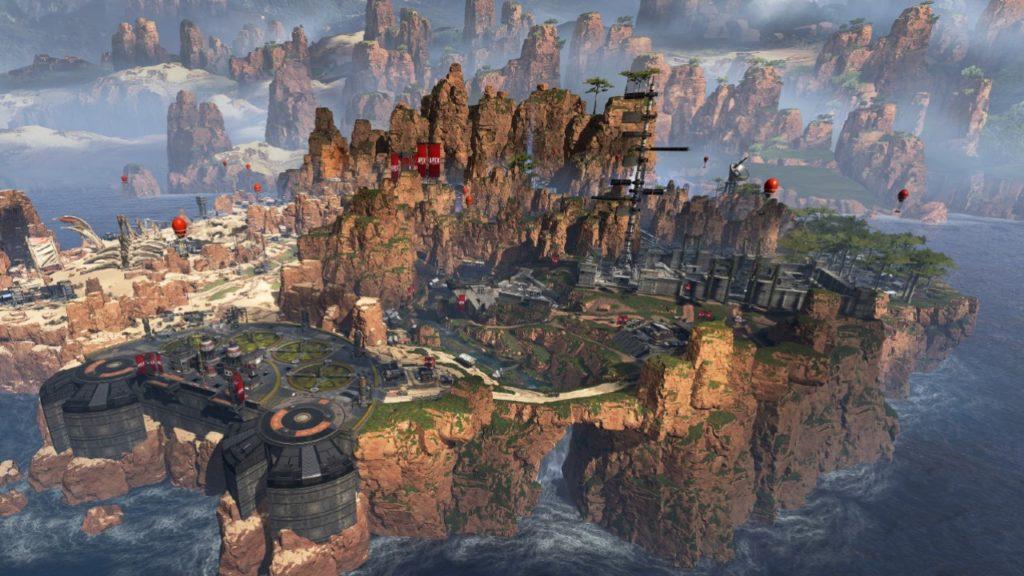 Kings Canyon - Apex Legend