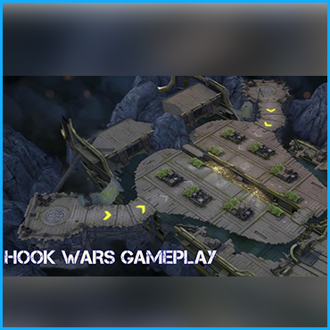 Hook Wars Game Modes Of Arena Of Valor