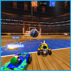 Hoops - Rocket League