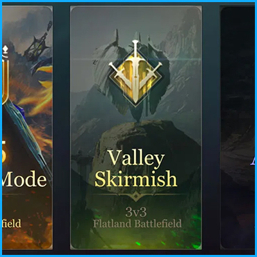 Introduction of 3v3 mode Game Modes Of Arena Of Valor