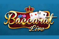 -Live Baccarat Online Casino Game