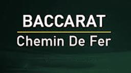 hemin de fer Baccarat Online Casino Games