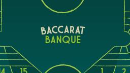 Baccarat Banque Online Casino Games