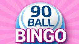 90-Ball Bingo Online Casino Games
