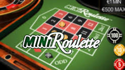 Mini Roulette Online Casino Games