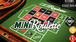 Mini Roulette Online Casino Games