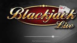 Live Blackjack Online Casino Games