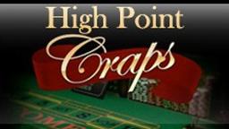 High Point Craps Online Casino Games