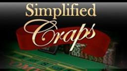 Simplified Craps Online Casino Games