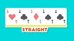 Straight Poker Online Casino Games