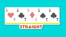 Straight Poker Online Casino Games
