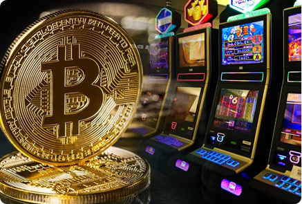 Bitcoin Slot Game Software